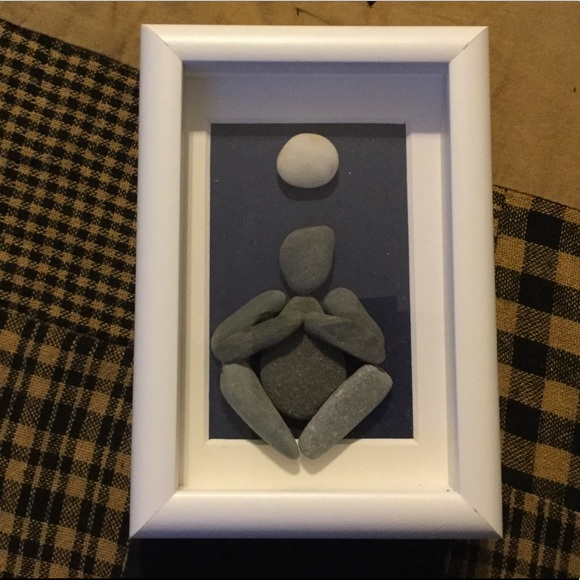 Other - Rock Art in shadow box